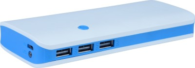 Reliable 10000 mAh Power Bank Blue, Lithium Polymer Reliable Power Banks
