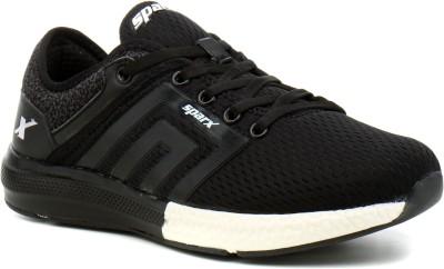 SPARXSM 346 Running Shoes For Men Black
