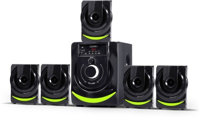 TECNIA Atom 507 5.1 Bluetooth Home Theatre(Black, 5.1 Channel)