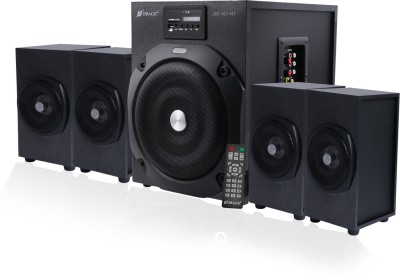 Obage HT-101 Bluetooth Home Theatre(Black, 4.1 Channel)