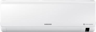 Samsung 1 Ton 3 Star Split Triple Inverter Dura Series AC  - White(AR12TV3HMWKNNA/AR12TV3HMWKXNA, Alloy Condenser)