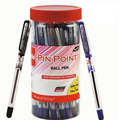 cello Pinpoint Ball Pen (Pack of 25)