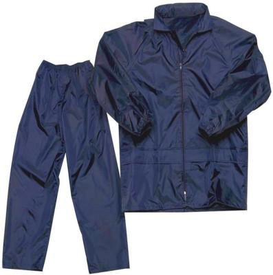 Capeshoppers Solid Men & Women Raincoat