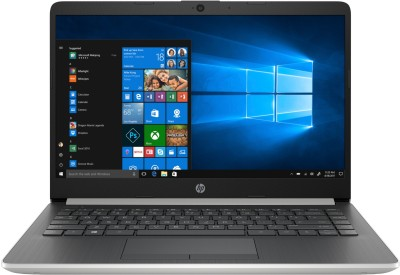 HP 14s Ryzen 5 Quad Core 3500U 3rd Gen - (8 GB/1 TB HDD/256 GB SSD/Windows 10 Home) 14s-dk0093AU Thin and Light Laptop(14 inch, Natural Silver, 1.51 kg, With MS Office)