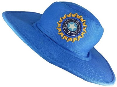 ZACHARIAS Cricket Blue Umpire Hat(Blue, Pack of 1)