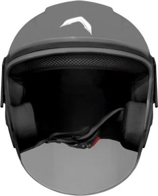 MAVOX Bullet Grey Motorbike Helmet(Grey)
