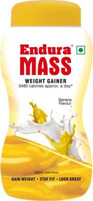 Endura Mass Weight Gainer (1Kg, Banana)