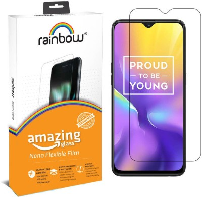 Rainbow Nano Glass for Realme U1(Pack of 1)