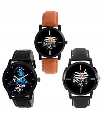 VENUS TIME STORE Special Super Quality Analog Watches Combo Look Like Handsome for Boys and Mens Pack of - 3 Analog Watch  - For Men