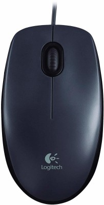 Logitech M90 USB Mouse Wired Optical Gaming Mouse