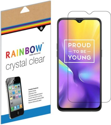 RAINBOW Screen Guard for Realme U1(Pack of 1)