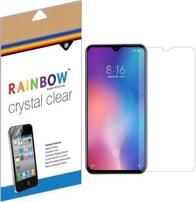 RAINBOW Screen Guard for Xiaomi Mi A3(Pack of 1)