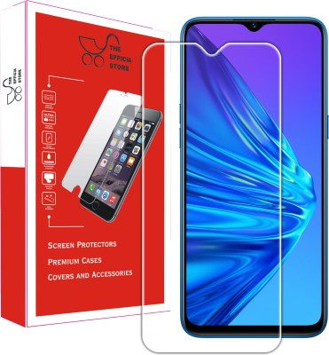 Efficia Tempered Glass Guard for Oppo Reno 3(Pack of 1)