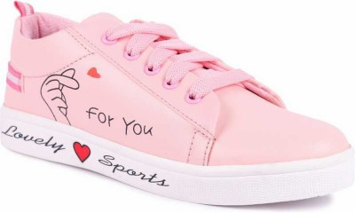 Twin Toes Sneakers For Women(Pink)