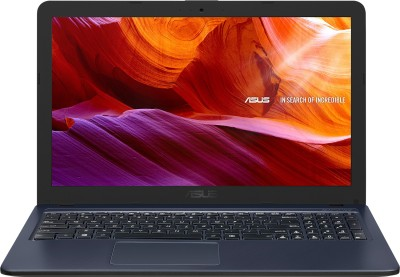 Asus VivoBook 15 Core i3 7th Gen
