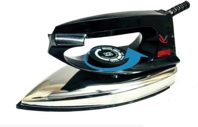 vistara Topaz 1000W Iron 1000 W Dry Iron(Black)