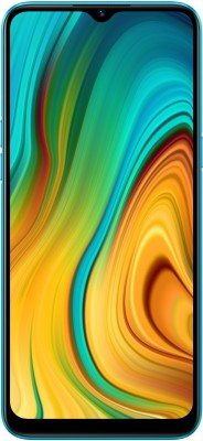 Realme C3 (Frozen Blue, 64 GB)(4 GB RAM)