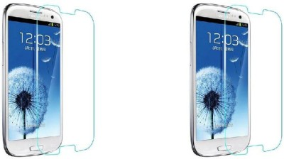 BABBU MOBILE Impossible Screen Guard for Samsung Galaxy S3 Neo I9300(Pack of 2)