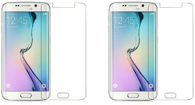 Zootkart Tempered Glass Guard for Samsung Galaxy S6 Edge(Pack of 2)