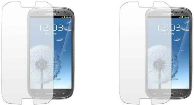 BABBU MOBILE Impossible Screen Guard for Samsung Galaxy S3 I9300(Pack of 2)
