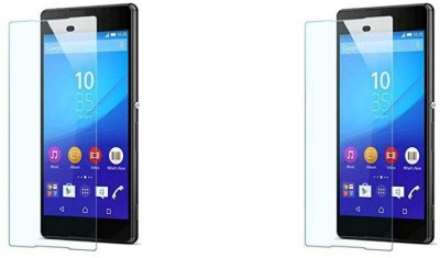 Phonicz Retails Impossible Screen Guard for Sony Xperia Go(Pack of 2)