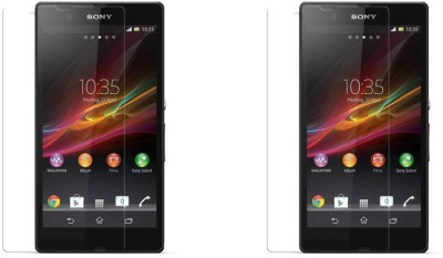 Phonicz Retails Impossible Screen Guard for Sony Xperia ZL(Pack of 2)