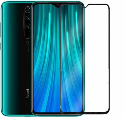 KWINE CASE Edge To Edge Tempered Glass for Mi Redmi Note 8 Pro, Poco M2(Pack of 1)