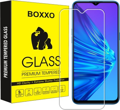 Boxxo Tempered Glass Guard for Oppo Reno 3(Pack of 1)