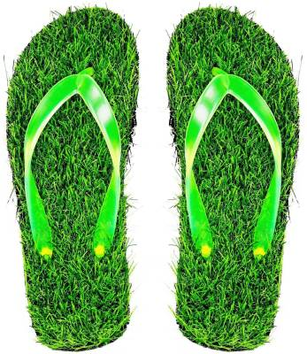 EEPHH Double Soft Comfortable Layer Grass Eva Rubber Healthy and Cushion Slippers For Men's And Boy's Flip Flops