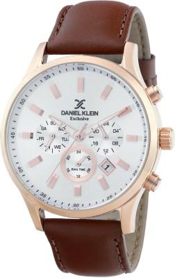 DANIEL KLEIN DK.1.12284-6 Exclusive Gents Analog Watch - For Men