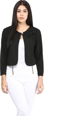 Mayra 3/4th Sleeve Solid Women Jacket Mayra Women's Jackets