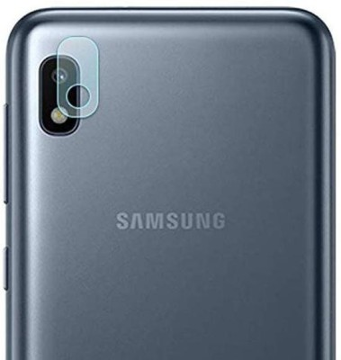 S-Line Camera Lens Protector for Samsung Galaxy A10(Pack of 1)