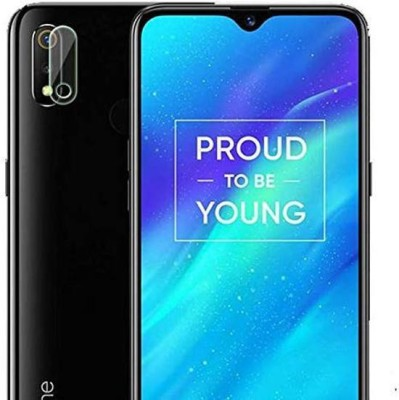 S-Gripline Camera Lens Protector for Oppo Realme 3 Pro(Pack of 1)