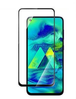 x protect Edge To Edge Tempered Glass for samsung galaxy A80(Pack of 1)