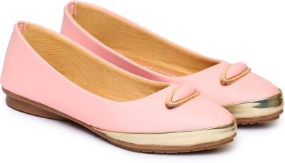 Moonwalk Bellies For Women(Pink)