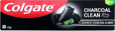 Colgate Charcoal Clean Toothpaste(120 g)