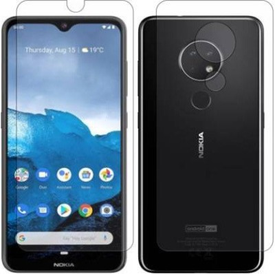 Anonymous Screen Guard for Nokia 6.2(Pack of 2)