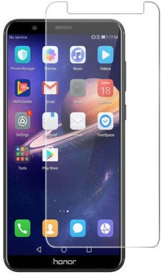 9H Tempered Glass Guard for Honor 7X(Pack of 1)