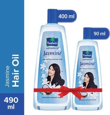 Parachute Advansed Jasmine Coconut Hair Oil(490 ml)