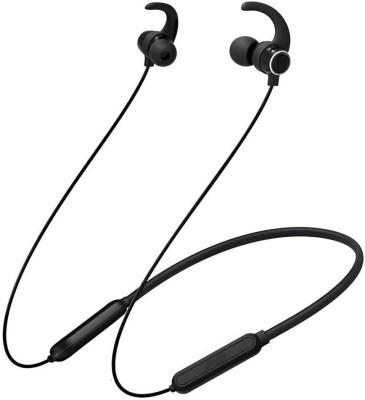Shree Aradhana fashion BOSS Rockarz s255 Headset with Mic Bluetooth Headset(Black, In...