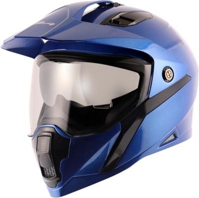 VEGA Mount Motorbike Helmet(Blue)