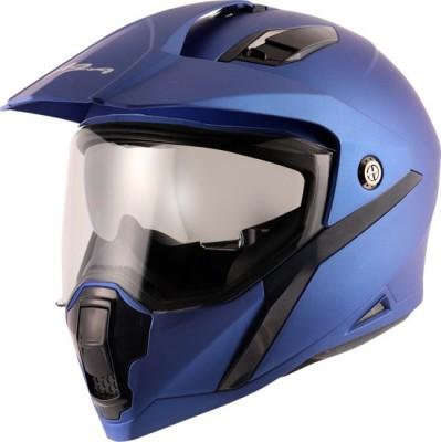 VEGA mount Motorbike Helmet(m.blue)