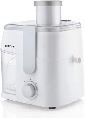 Borosil W31 Primus 400 W Juicer White, 1 Jar