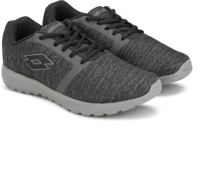 Lotto Pendenza Running Shoes For Men(Grey)