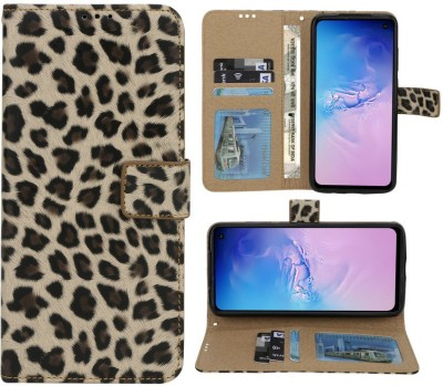 Huma World Flip Cover for Samsung Galaxy J7(16) in Tiger Pattern(Multicolor, Dual Protection)