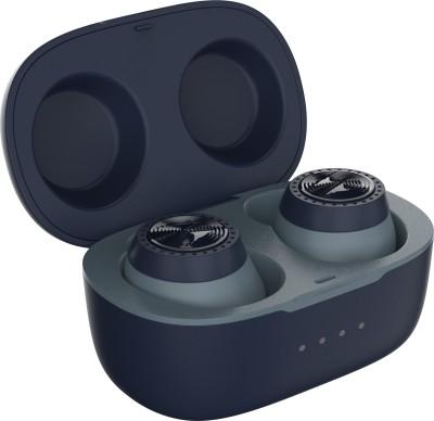 Motorola Verve Buds 200 True Wireless (2-in-1 Sport Earbuds) Neckband + TWS Bluetooth Headset(Blue, In the Ear)