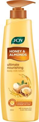 Joy Honey & Almonds Ultimate Nourishing Body Milk Lotion(400 ml)