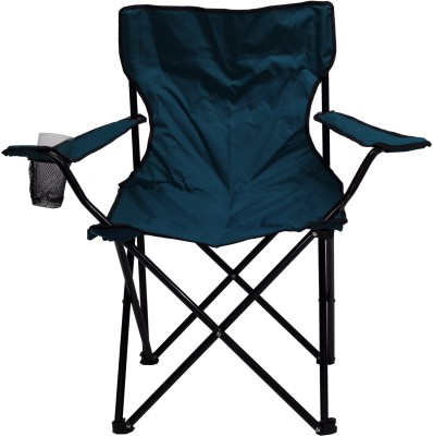 Story@Home Metal Outdoor Chair(Blue)