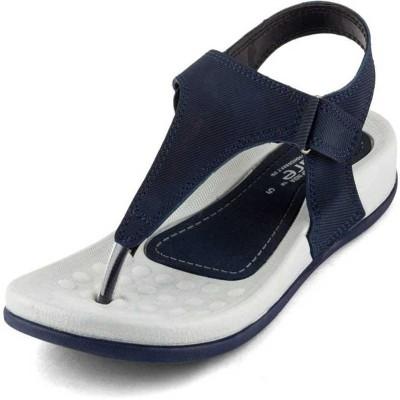 Theme United Women Blue Flats