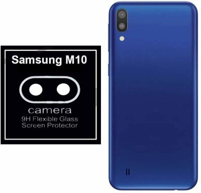 S-Gripline Camera Lens Protector for Samsung Galaxy M10(Pack of 1)